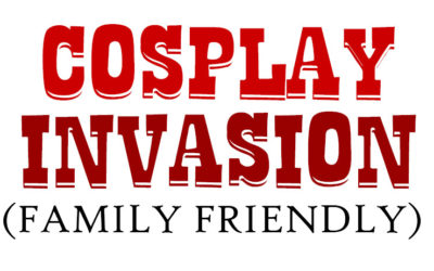 COSPLAY INVASION – OCTOBER 19