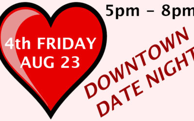 Aug 23 – 4th Friday